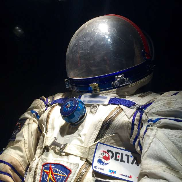 Sokol Space Suits 121