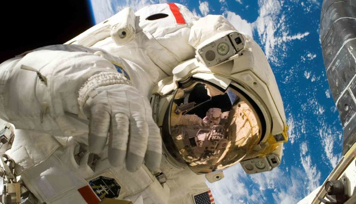 Spacesuit fun facts